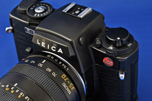 Leica RE front