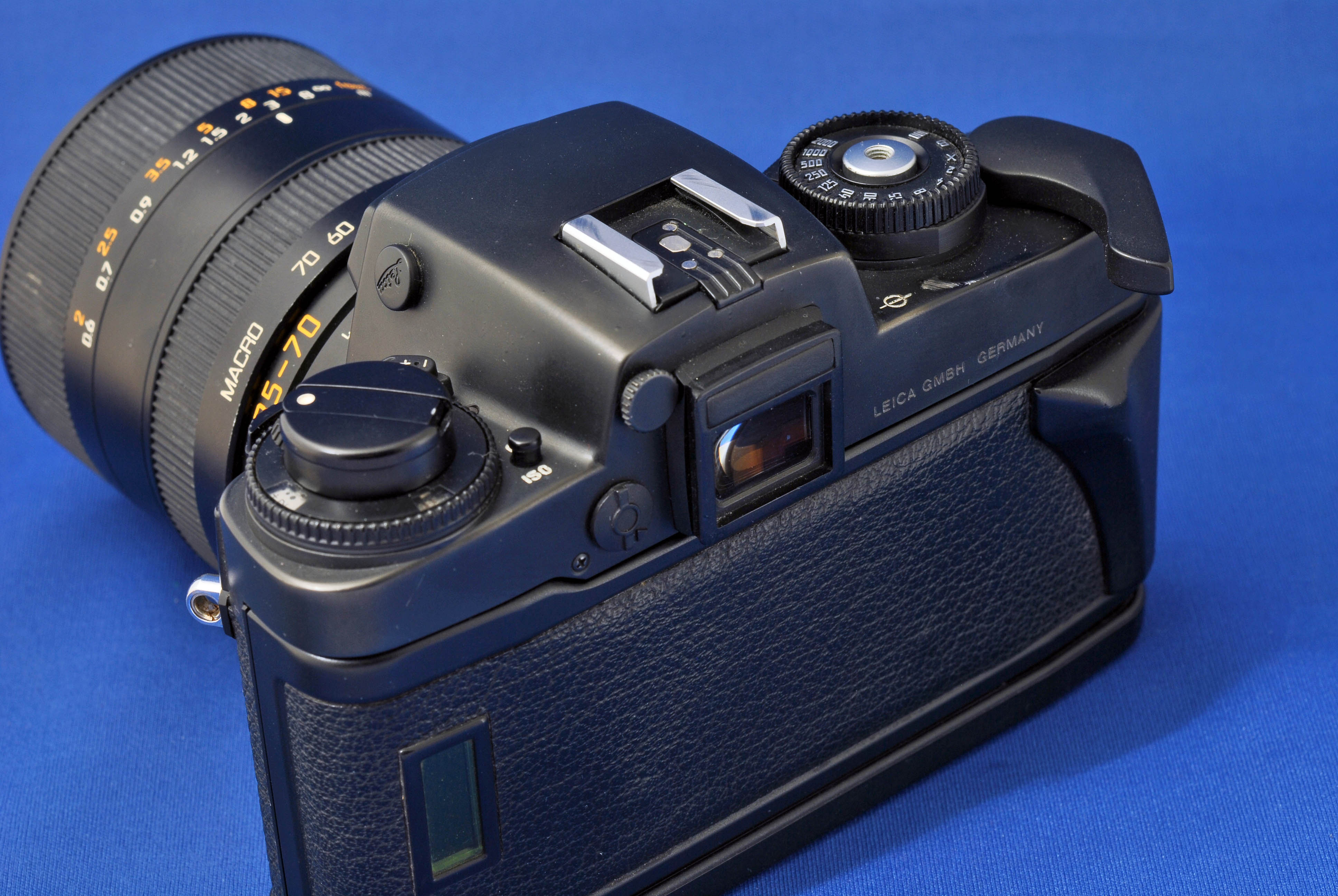 Leica RE back