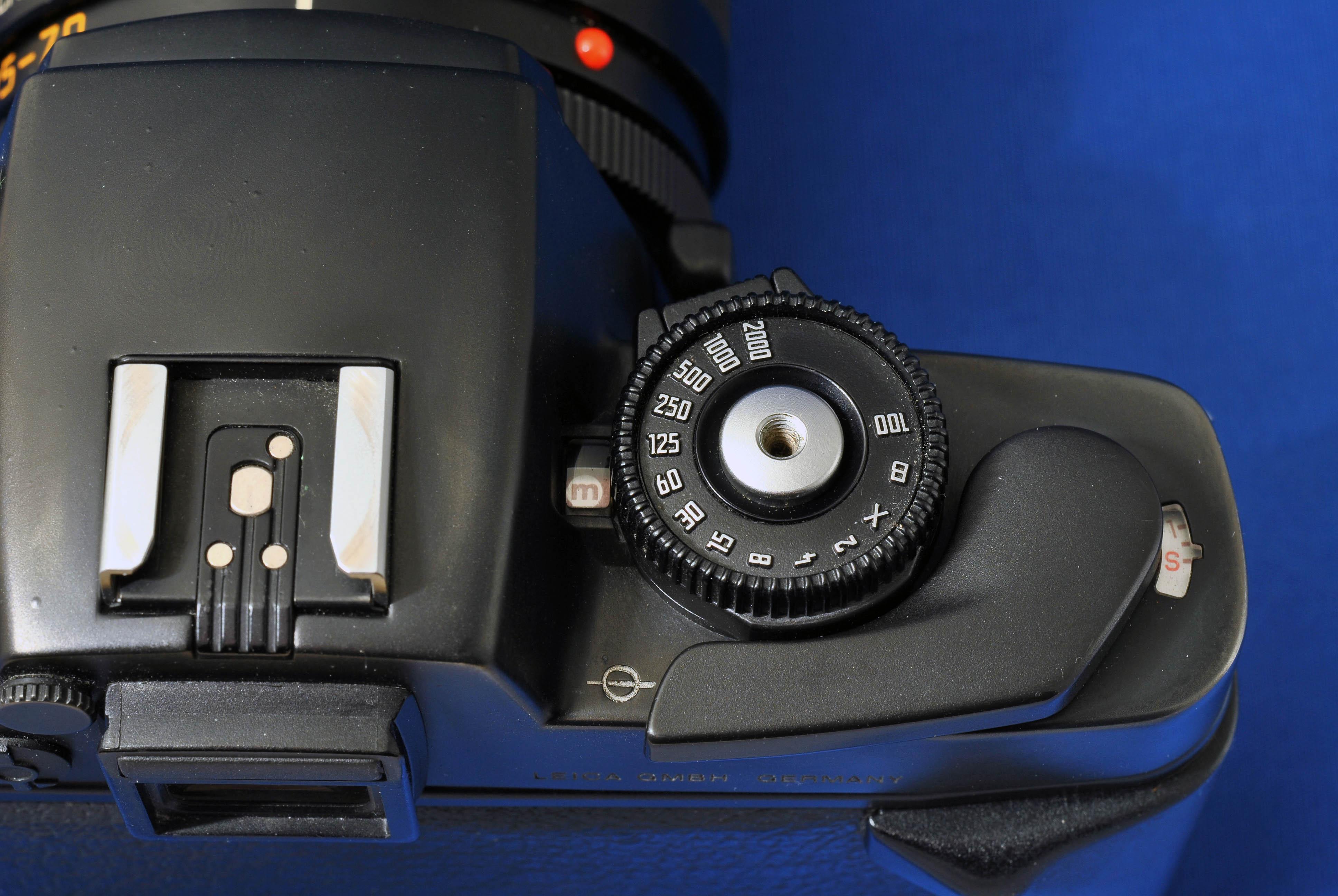 Leica RE top
